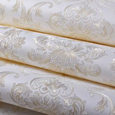 non woven european style stereo embossed wallpaper living room tv sofa backdrop wall home decor eco friendly wall papers roll Glam Wallpaper, Golden Wallpaper, Cheap Wallpaper, Embossed Wallpaper, Wall Stickers Home Decor, Wall Art Decor, Tv In Bedroom, Boho Bedding, Luxury Bedding