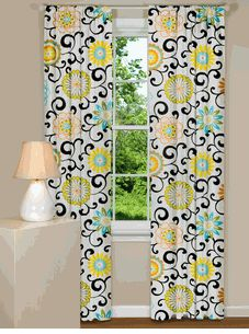 Cute curtains (Contempo Curtains)
