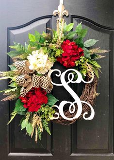 Gorgeous summer wreath available to order!!