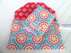 Pink Floral Diaper Clutch  Diaper Changing by PreciousLittleTot, $54.99