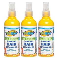 TruKid 3 Pc Value Pack Trukid Dancing Detangler 7 oz -- This is an Amazon Affiliate link. Check this awesome product by going to the link at the image.