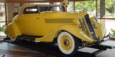 1935 Studebaker Commander Convertible