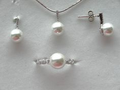 Bijuterie Online Magazin online bijuterii ieftine argint si aur powered by DA si NU 925 Silver, Sterling Silver, Pearl Earrings, Pearls, Jewelry, Women, Fashion, Moda, Pearl Studs