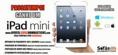 Oferta de iPad Mini 16GB Silver oferta.sofasbombasticos.com Não percas esta oportunidade!!!