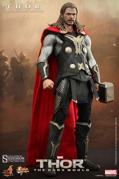 Thor The Dark Kingdom Movie Masterpiece Actionfigur 1/6 Thor 30 cm Marvel Comcis - Thor / Loki - Hadesflamme - Merchandise - Onlineshop für alles was das (Fan) Herz begehrt!