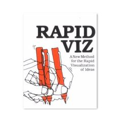 Rapid Viz, Third Edition: A New Method for the Rapid Visualization of Ideas provides hands-on instruction on quick sketching skills and techniques that allow you to picture your ideas mentally, and then quickly convert those thoughts into visual reality on a piece of paper. The method is not designed to help you become a master illustrator, but rather a visual thinker and communicator. Emphasizing speed and simplicity, the Rapid Viz method breaks down drawing to the essentials, teaching the…