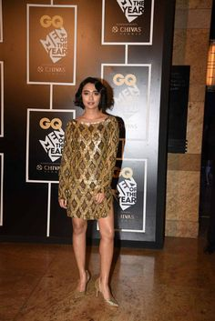 The GQ Men of the Year Awards saw both men and women put forth their most fashionable foot forward. Saif Ali Khan, Gucci Outfits, Gq Men, Prince And Princess, Prince Charming, All In One, Red Carpet, Awards, Bollywood Fashion