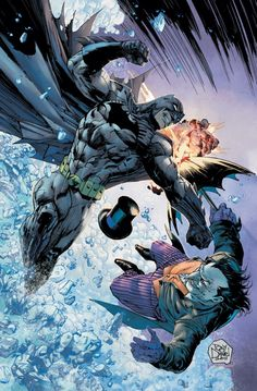 Collector's Edition: Batman art by Tony Daniel | GeekDraw