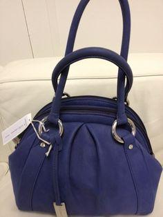 Bag (Marta) in New Buck Leather by Veragioia
