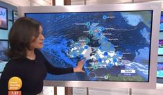 Weather forecast weekend good morning britain