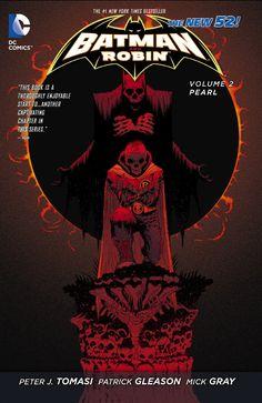 Batman and Robin: Pearl #1 - Volume 2 (Issue)