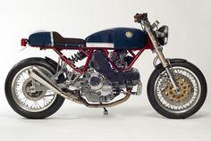 ducati ws sport classic by walt siegl Ducati Cafe Racer, Cafe Bike, Cafe Racers, Ducati Sport Classic, Classic Cars, Chopper, Ducati Custom, Ducati 900ss, Bike Builder