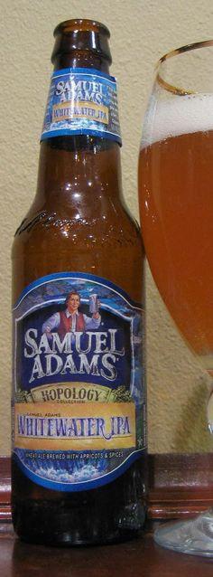 Samuel Adams Whitewater IPA Boston Beer Company Boston, Massachusetts 5.8% ABV