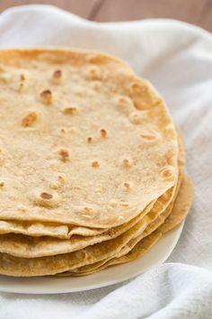 DIY: Homemade Flour Tortillas