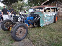 Rat Rods Poor Boys Car Show