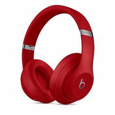 fdac598ebe5 eBay #Sponsored NEW Beats by Dr. Dre Studio3 Headband Wireless Headphones -  Red MQD02LL