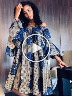 Look at this Stylish modern african fashion 2096596890 – African Fashion Dresses - happybabies African Wear Dresses, African Fashion Ankara, African Print Fashion, African Print Dress Designs, Trendy Ankara Styles, The Dress, Fashion Outfits, Fashion Styles, Fashion Trends