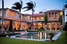 Italian Mediterranean Style Homes | Neat Designed Plus Mediterranean Style Homes…