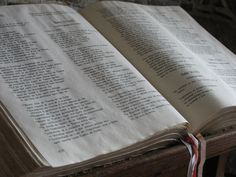 Gaelic bible by redwillet  on 500px