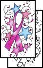 ribbon Tattoo Design (AAF-11589)