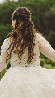 Civil Ceremony, Boho Look, Image Shows, Fashion Company, On Your Wedding Day, Flower Girl Dresses, Bridal, Wedding Dresses, Hair Styles