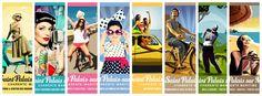 La Collection d' affiches 2013-2014 Saint-Palais-sur-Mer disponible à l'Office de tourisme #saintpalaissurmer