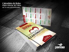 Calendário de Bolso RCC Minas