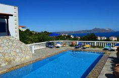 3 Bedroom Villa in Kokkino Chorio to rent from £77 pw, with a private pool. Also with balcony/terrace, air con, TV and DVD.