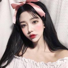 Makeup korean style ulzzang 41 new ideas Makeup Korean Style, Asian Makeup, Korean Beauty, Asian Beauty, Makeup Style, Pretty Korean Girls, Pretty Asian, Cute Asian Girls, Cute Girls