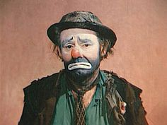 My favortie clown Emmett Kelly