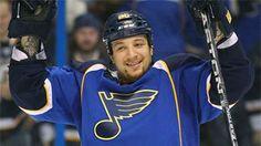 Chris Stewart, St. Louis Blues