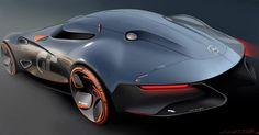 Old sketch for the 2013 Mercedes GranTurismo project at the Advanced Design studio in cali. Bugatti, Lamborghini, Ferrari, Sexy Cars, Hot Cars, Mercedes Concept, Mercedes Amg, Cars Vintage, Automobile