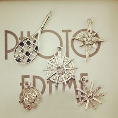 Find More Charms Information about 10pcs Racket roses star floating Enamel Charms Alloy Pendant fit for necklaces bracelets DIY Female Fashion Jewelry Accessories,High Quality charm oil,China pendant necklace Suppliers, Cheap charms christmas from Playful beauty department store on Aliexpress.com