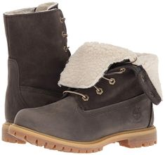 Timberland Women s Teddy Fleece Fold-Down Waterproof Boot    Details can be  found by 126be55e706