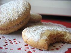 Печенье домашнее (Закарпатская кухня)