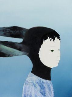 MAYUKA YAMAMOTO http://www.widewalls.ch/artist/mayuka-yamamoto/ #painting #surrealism