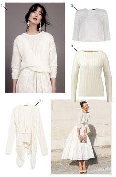 Jacken, Capes und Sweaters zum Warmhalten der Boho-Braut winter bridal sweaters seperates