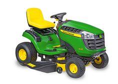 X125 | Riding Lawn Equipment | John Deere UK & Ireland