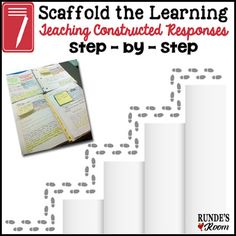 Scaffolding the Learning