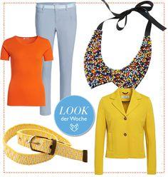 #Colorful #Look by Brigitte von Boch #bevonboch