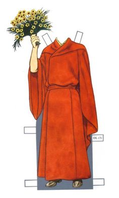 The Dalai Lama Paper Dolls - A Dalai Láma - Papírbabák - Maria Varga - Picasa Web Albums