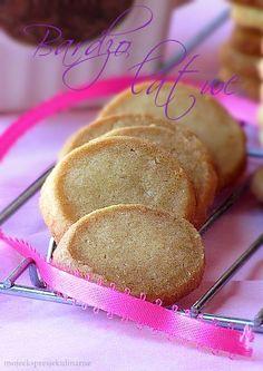 Łatwe maślane ciasteczka