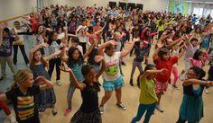 Hands up for Kids Get Fit!