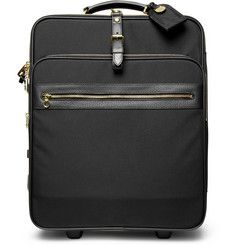 MulberryHenry Compact Wheeled Suitcase.  Buy a knockoff if you ask me :)