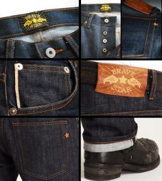 d3e4cc606cc059 BRAVE STAR SELVAGE is raising funds for Selvage Denim - Built by you. BRAVE  STAR SELVAGE offers custom built, American made selvage denim delivered to  your ...