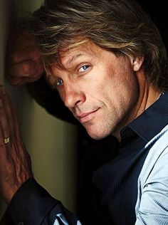 Bon Jovi, I want a Man like this, still married to his High School sweet heart. This is a real Man.