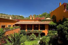 Casa Heyne, a Luxury Home for Sale in San Miguel De Allende, Guanajuato - | Christie's International Real Estate