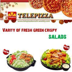 telepizza salads