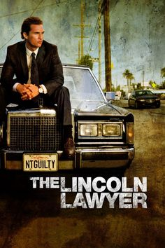 The Lincoln Lawyer, want to see this. Michaela Conlin is in it!