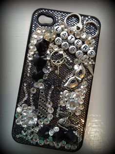Fifty Shades Of Grey phone cover.... Omg I would so get this if they had it for my phone:........love it!